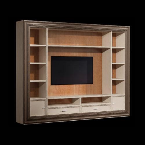Art.2920 Porta TV Libreria